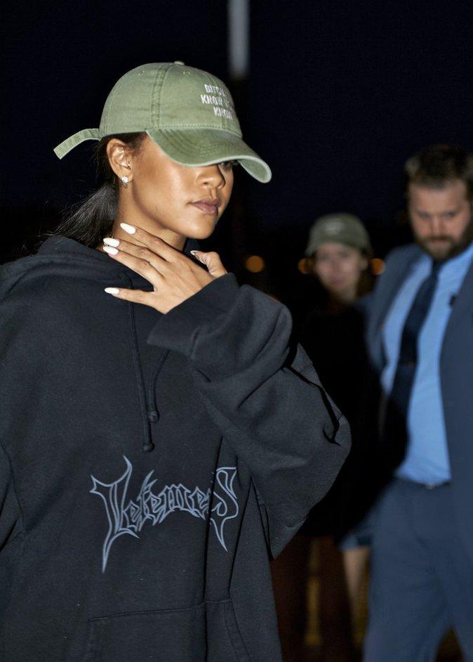 Rihanna en Suède