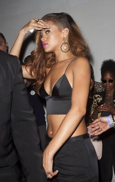 Rihanna en after