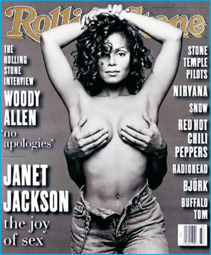 Janet Jackson pour Rolling Stone