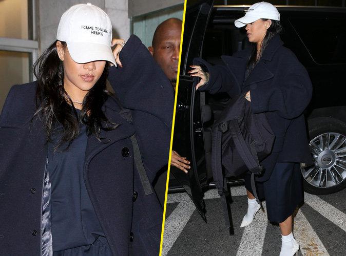 Rihanna : de retour en studio et pr�te �