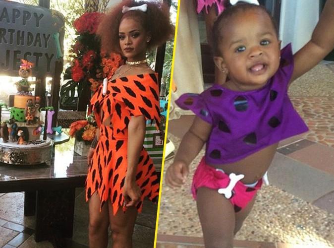 Rihanna And Her Adopted Daughter Photos : Rihanna : d&#...