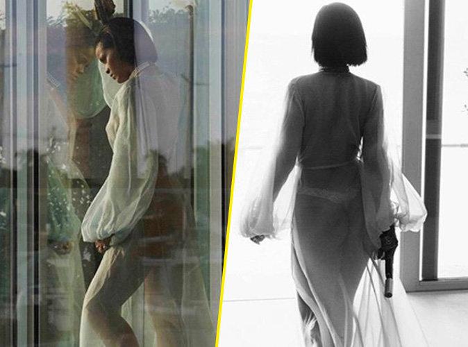 Rihanna dans son nouveau clip