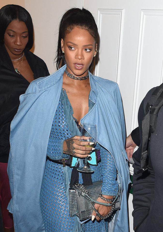 Rihanna :