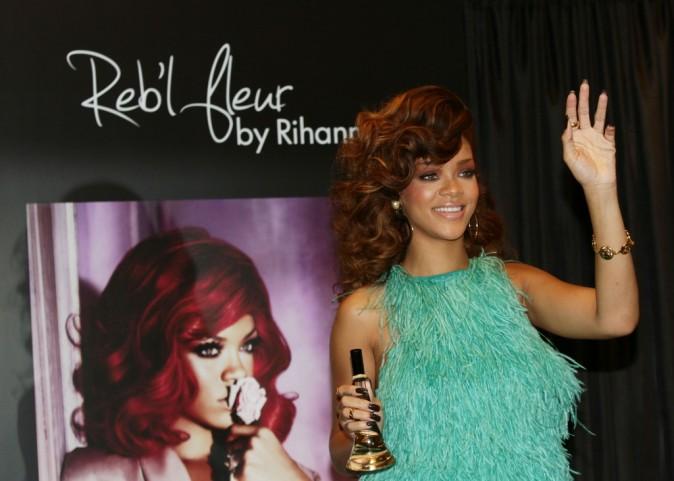 Deux Rihanna pour le prix d'une !