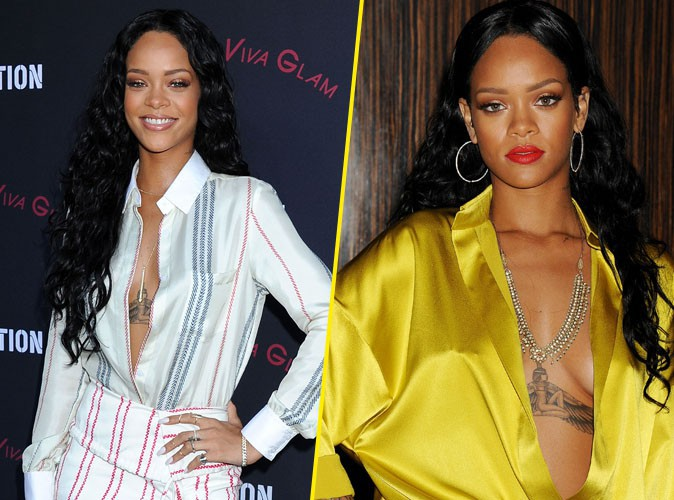 Rihanna : elle fait grimper la température à 24 heures de la grande cérémonie des Grammy Awards !