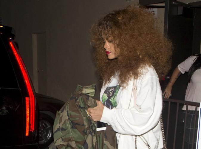 Rihanna : elle fait monter le volume pour une nouvelle session d'enregistrement !