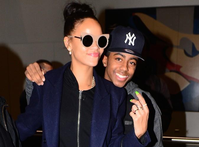 Rihanna : elle laisse �chapper qu'elle partira en tourn�e en 2015 !
