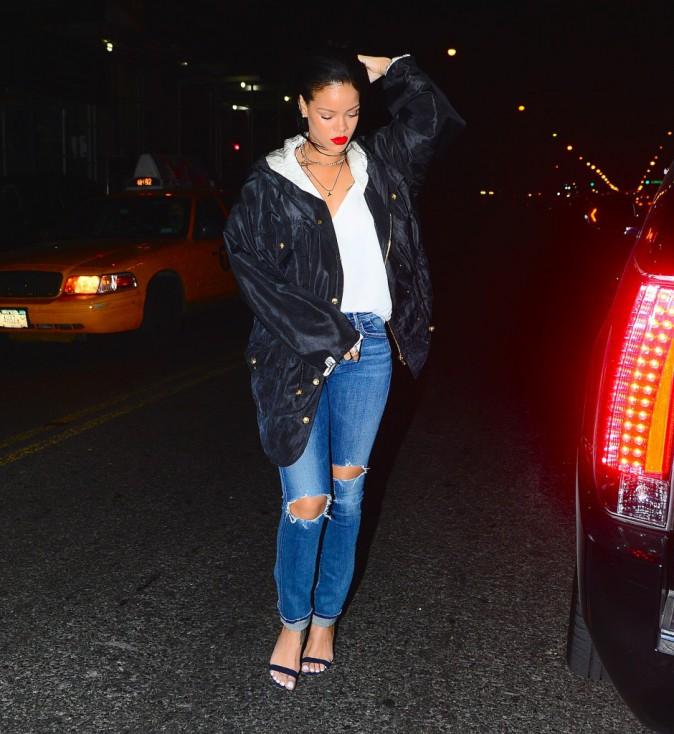 Photos : Rihanna : elle ne manque jamais une occasion de faire la fête !