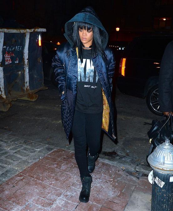 ... Rihanna maintenant !