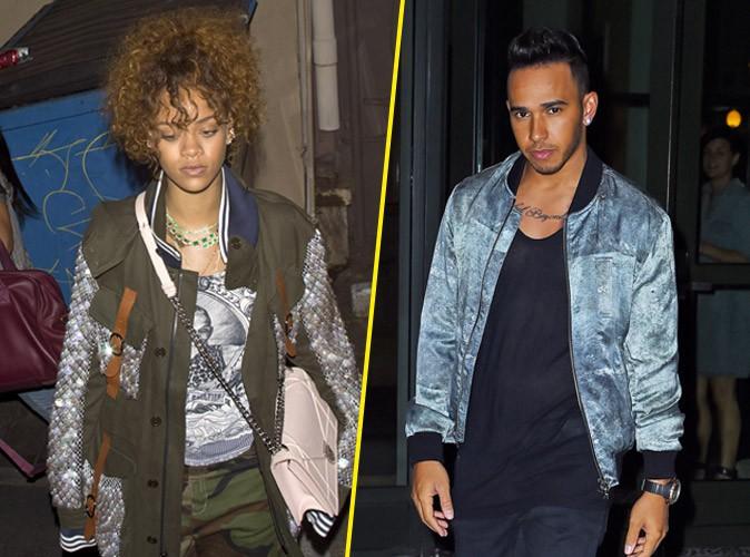 Rihanna : �puis�e par le boulot ou ses soir�es secr�tes avec Lewis Hamilton ?