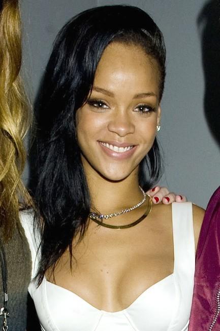 Rihanna le 14 novembre 2012 à Toronto