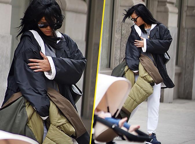 Rihanna : gros coup de fatigue � New York !