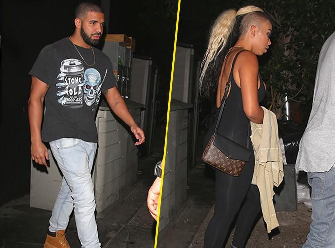 Photos : Rihanna inséparable de Benzema, Drake s'affiche aussi en bonne compagnie !