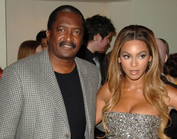 Beyoncé et son père