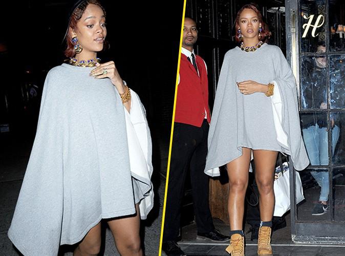 Rihanna : moqu�e au Met, elle r�pond !