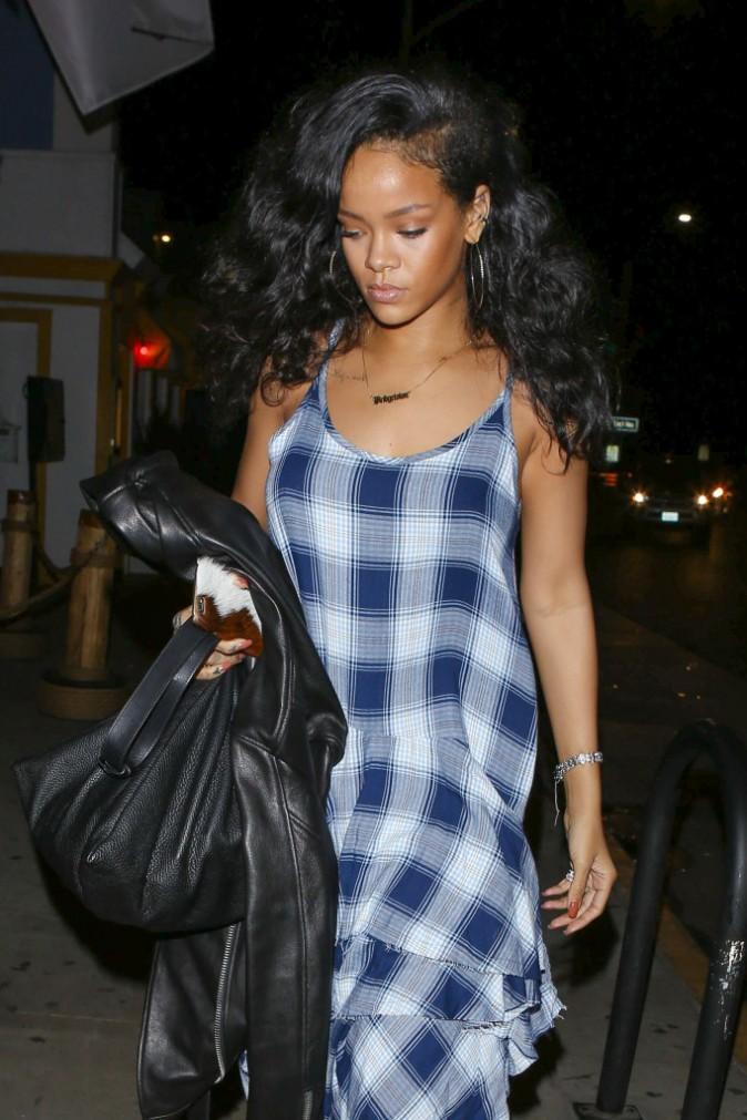 Rihanna le 4 février 2015