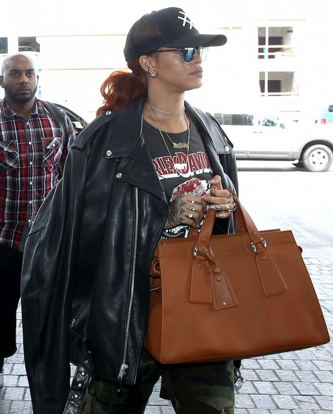Rihanna le 14 juin 2015