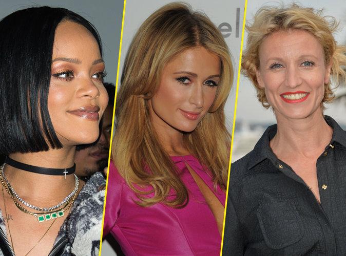 """Photos : Rihanna, Paris Hilton, Vanessa Paradis... retour sur les """"célibatantes"""" les plus célèbres du showbiz !"""