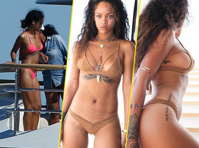 Rihanna : pendant qu'elle se prélasse à Saint-Tropez, sa BFF partage un album de vacances complètement hot !