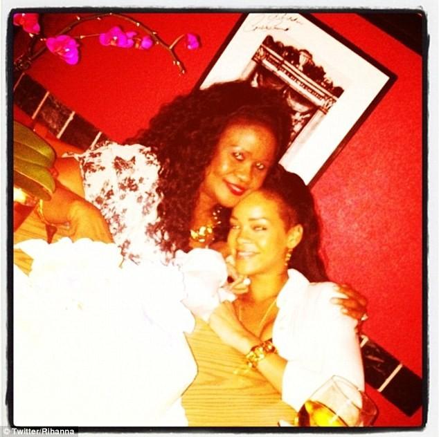 Rihanna et Monica