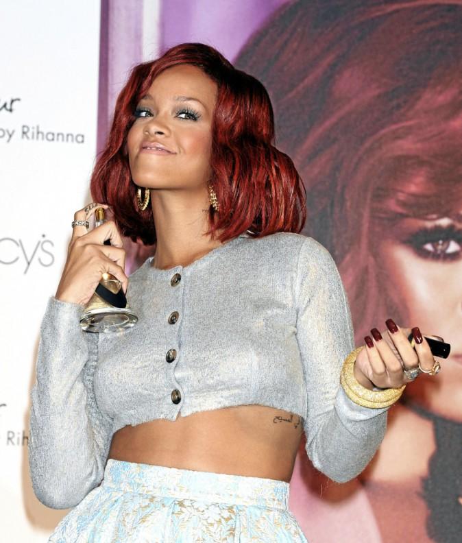 Une businesswoman avertie. Ca n'est pas la première fois que la chanteuse s'essaie à un autre business que la musique. En 2011, elle sortait s...