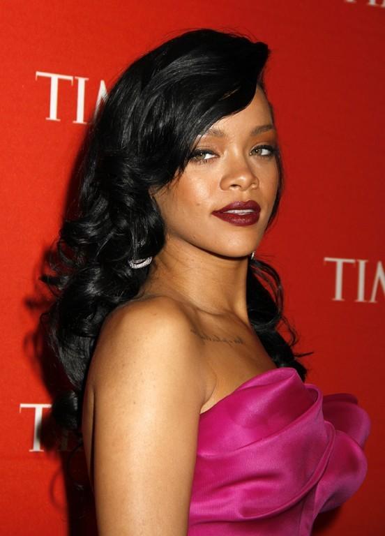 Rihanna le 24 avril 2012 à New York