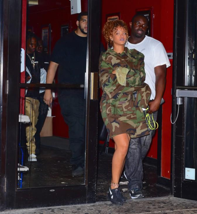 """Photos : Rihanna et Travis Scott : """"Ils sont en couple !"""""""