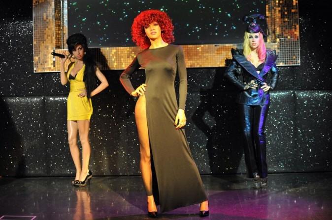Rihanna, la nouvelle star de Madame Tussauds !