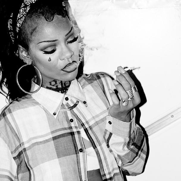 Rihanna fête Halloween à la Barbade