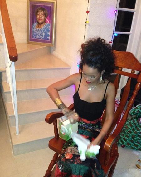 Rihanna déballe !