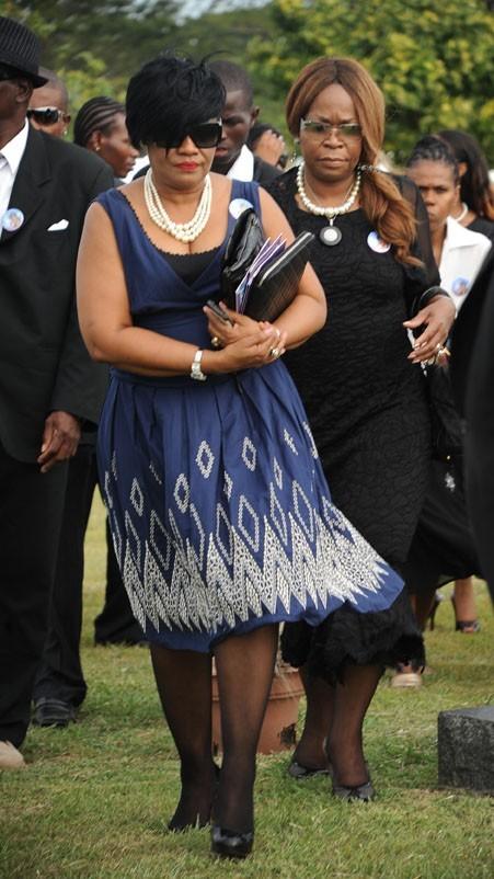 Monica, la maman de Rihanna