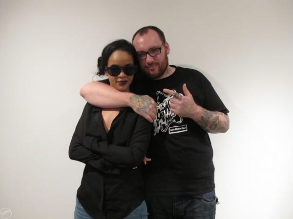 Rihanna et son 17 ème tatouage !