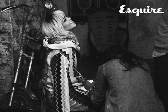 Rihanna pour le numéro de juillet d'Esquire UK