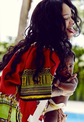 Rihanna : toujours aussi gaga de