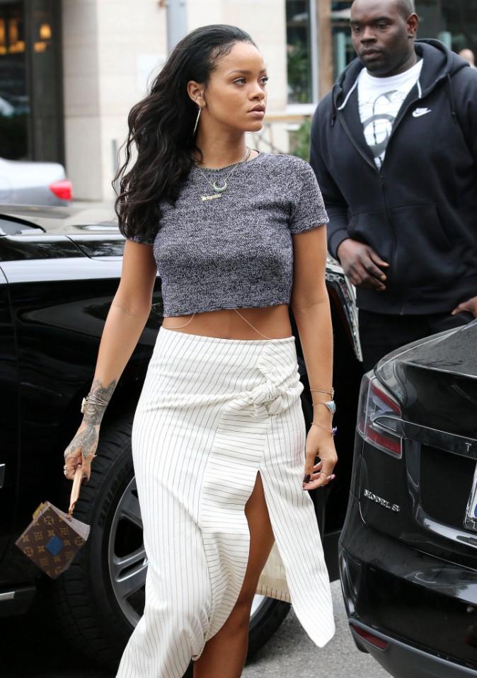 Rihanna le 26 janvier 2015