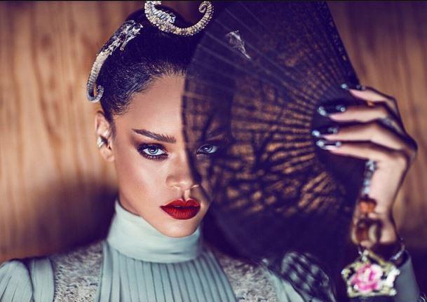 Rihanna : nouveau look pour un nouveau clip !