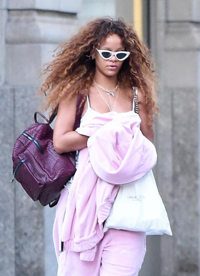 Rihanna, c'est quoi ce look?