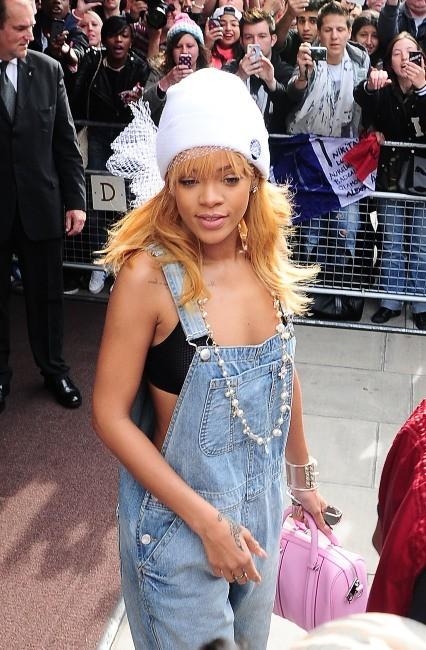 Rihanna le 17 juin 2013 à Londres