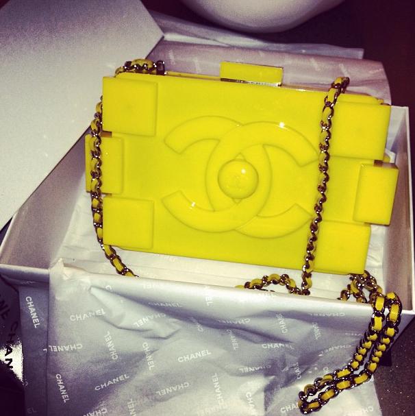 Le nouveau sac Lego de Rihanna