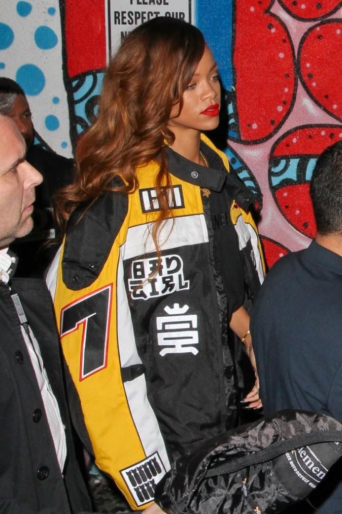Rihanna, une sexy girl sportive pour aller danser