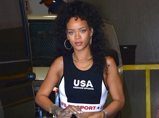 Rihanna : la jolie USA girl s'offre une pause sport en plein enregistrement de son nouvel album !