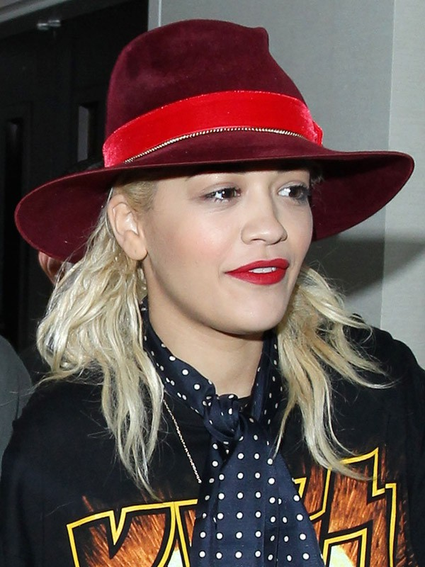 Rita Ora à Los Angeles