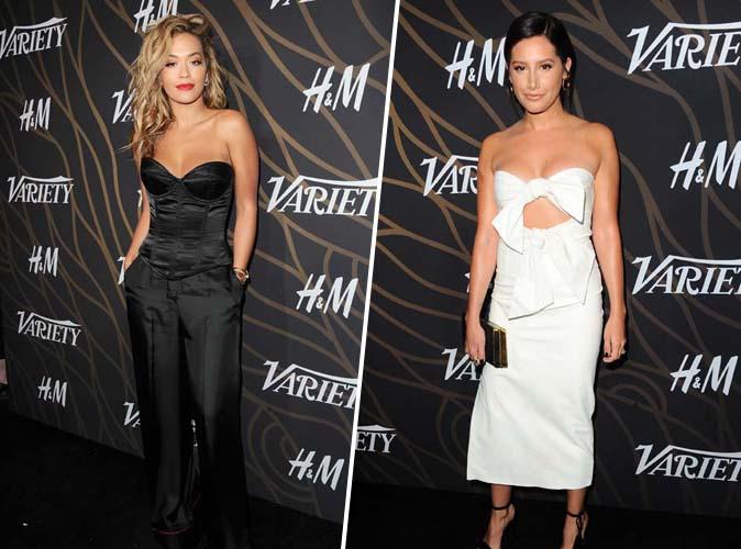 Rita Ora, Ashey Tisdale... Tous les plus beaux looks de la soirée Variety