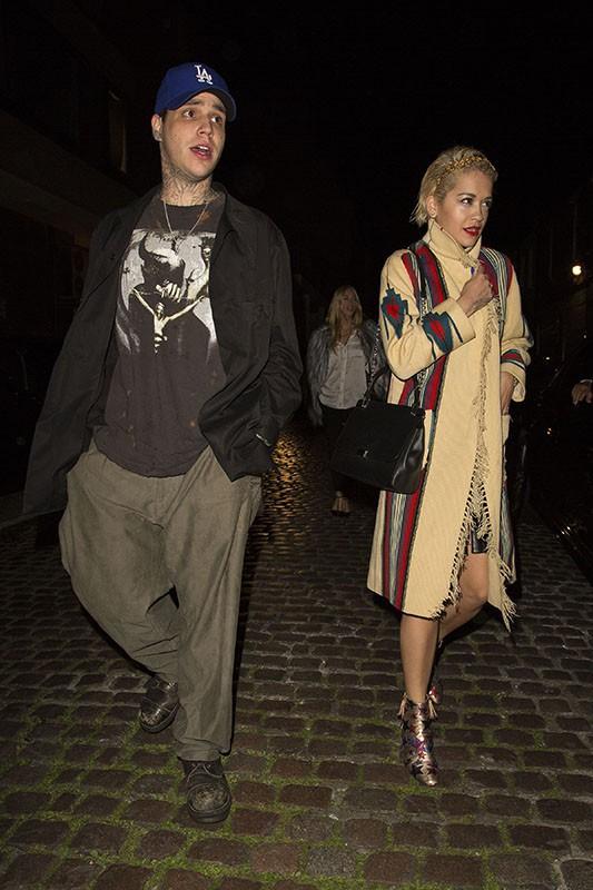 Photos : Rita Ora et son nouveau boyfriend ne se quittent plus !