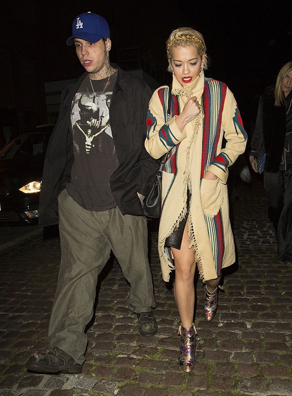 Photos : Rita Ora et son nouveau boyfriend ne se quittent plus !