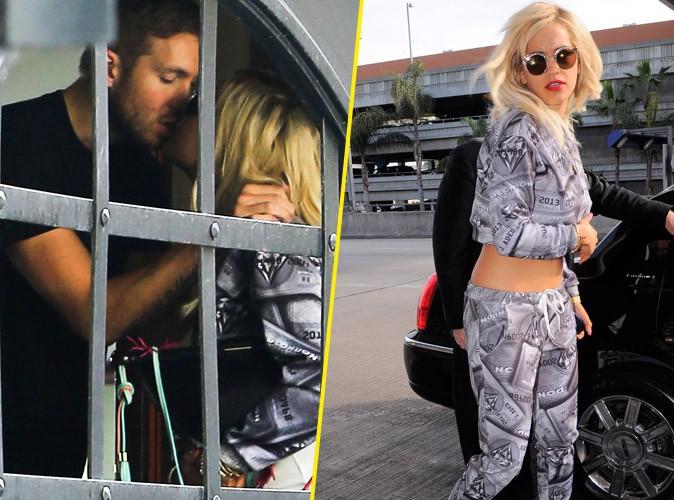 Rita Ora : elle prend sa dose de smacks avec Calvin Harris avant de quitter Los Angeles !