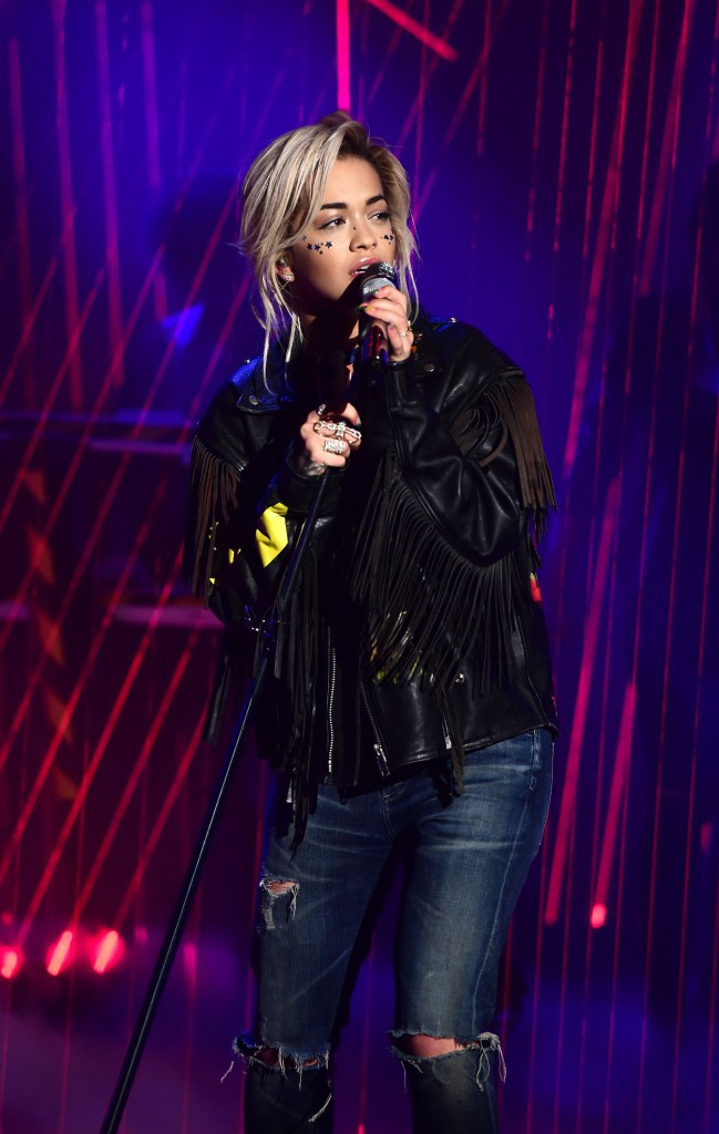 """Rita Ora : """"Jay Z m'a dit d'être patiente"""" !"""