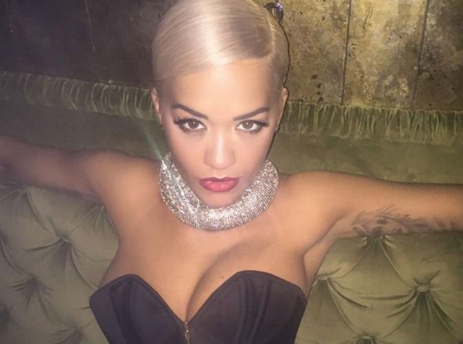 Rita Ora, la bombe en corset qui a snob� Rihanna !