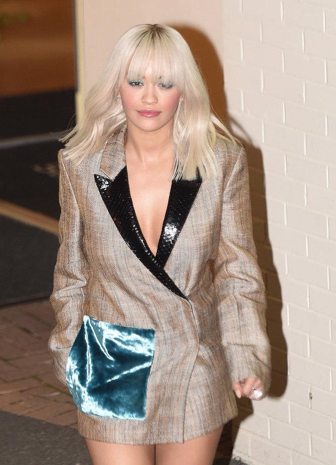 Photos : Rita Ora : Qu'est-ce que c'est que ce look ?