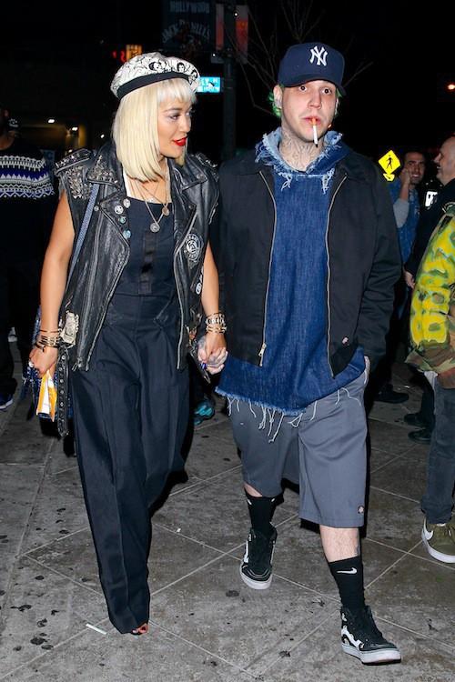 Photos : Rita Ora : séparée de Ricky Hilfiger ? La preuve que non !